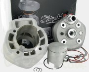 Stage6 70cc Racing MKII Cylinder Kit - Piaggio L/C