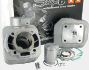 Stage6 Aluminium 50cc Cylinder Kit - Peugeot Air Cooled