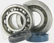S6 C4 Crank Bearings/Seals- Peugeot '04 on