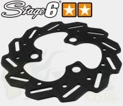 Stage6 Floating Rear Brake Disc - Piaggio/ Gilera