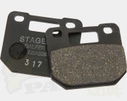 Stage6 R/T 4 Piston Brake Caliper Pads