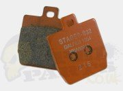 Stage6 Racing S32 Brake Pads - Aerox Rear