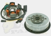Stator & Flywheel Kit - Derbi D50B