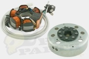 Stator & Flywheel Kit - Piaggio/Gilera (Early Models)