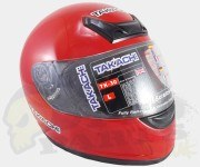 Takachi TK-30 Full Face Motorcycle Helmet - Red