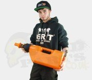 Tuff Jug 10L Ripper Fuel Can - Orange