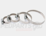 Universal Hose/ Pipe Clamps- Coolant/ Filter/ Inlet
