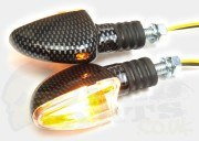 Universal Moped/ Scooter Indicators- Pair