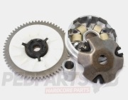 Variator Kit - Chinese GY6 50cc