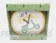 Wall Clock - Vespa