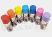 Wrapper Removable Spray Paint - Solid Colour
