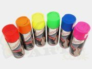 Wrapper Removable Spray Paint - Fluorescent Colour