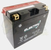 YT12B-BS Motorcycle Battery