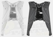 Yamaha Aerox Footwell Floor Fairing Panel