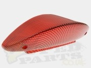 Yamaha Aerox Red Carbon Effect Rear Light Lens