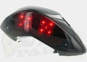 Yamaha Jog Rear STR8 LED Light- Tinted