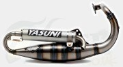 Yasuni R Exhaust System - Peugeot Speedfight
