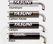Yasuni Z Replacement End Can/ Silencer