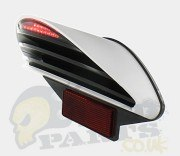 BCD RX Led Rear Light/ Brake Light - Yamaha Aerox