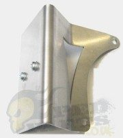 L-Plate or Number Plate Bracket Aerox / Minarelli Engines