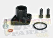 Piaggio Plastic Thermostat Cover Adaptor Kit- Malossi