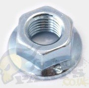 Variator/ Crank And Clutch Nut- Peugeot/ Piaggio