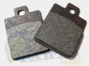 Rear Piaggio/ Gilera Brake Pads (also ZIP front)