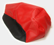 Red/ Black Yamaha Aerox Seat Cover