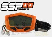 Stage6 Digital Speedo Clocks/ Rev Counter
