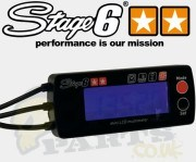 Stage6 Rev Counter & Temp Gauge Clocks
