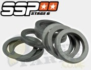 Stage6 Variator Adjustment/Shim Washers - Piaggio/ Gilera